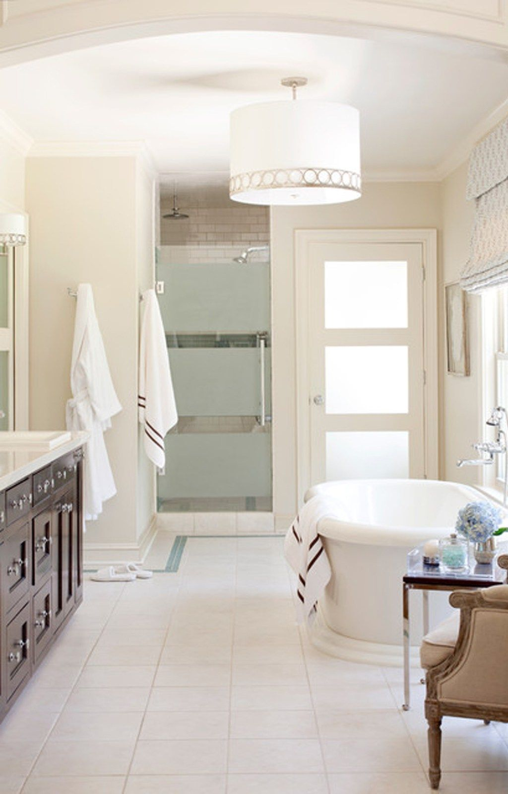 wool skein bathroom from tobi fairley interior design on designer interior paint colors id=11637