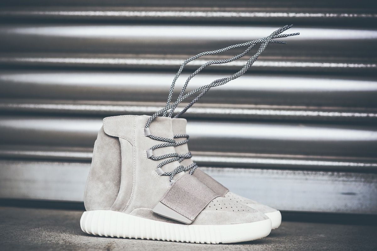 adidas Yeezy Boost (Super Detailed Pictures)