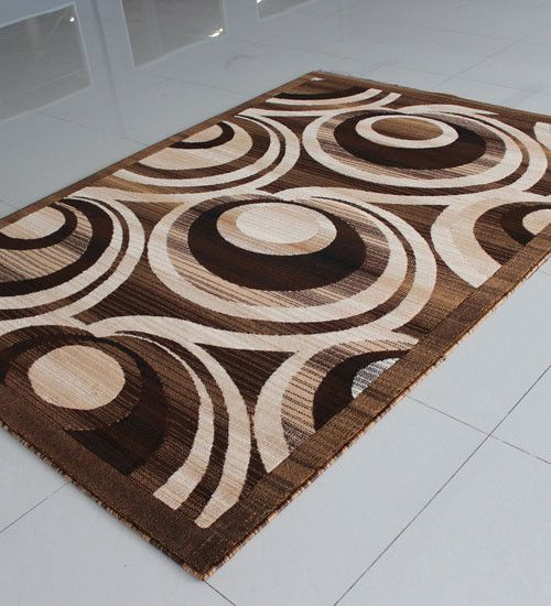 Brown Area Rug