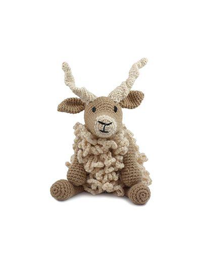 Sheep Crochet Amigurumi Project Pattern Kerry Lord Edwards