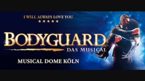 Bodyguard Musical Tickets Köln