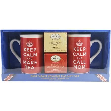 Love this tea gift set (especially since its comes with Earl Grey)!