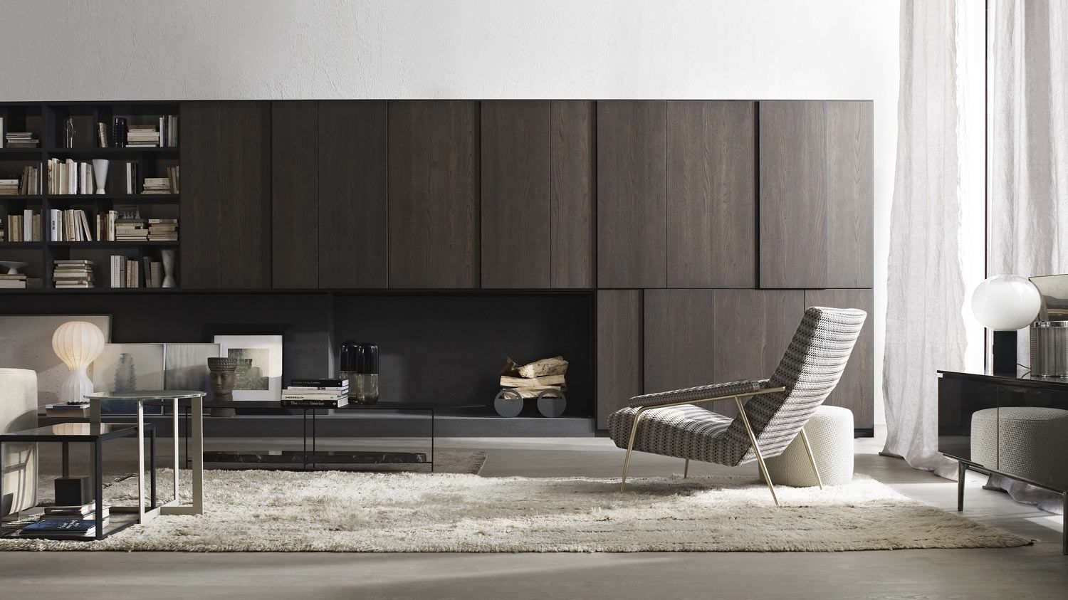 By molteni c living room pinterest living rooms for Living room tv designs modern