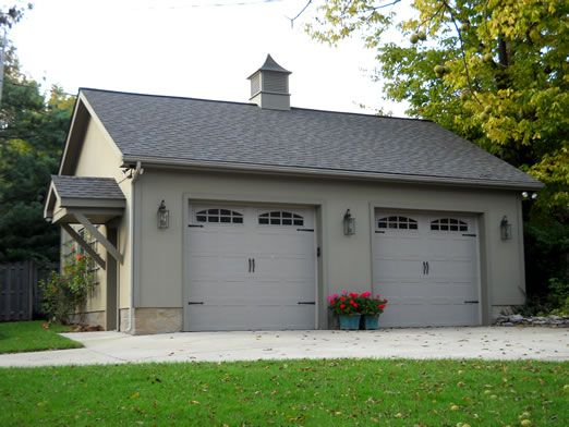 Awe Inspiring 17 Best Images About Garage Ideas On Pinterest 3 Car Garage Largest Home Design Picture Inspirations Pitcheantrous