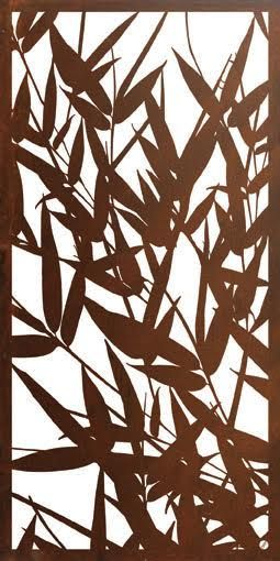 One of my latest designs - Bamboo #MetalWallArt #PrivacyScreen  sc 1 st  Pinterest & One of my latest designs - Bamboo #MetalWallArt #PrivacyScreen ...