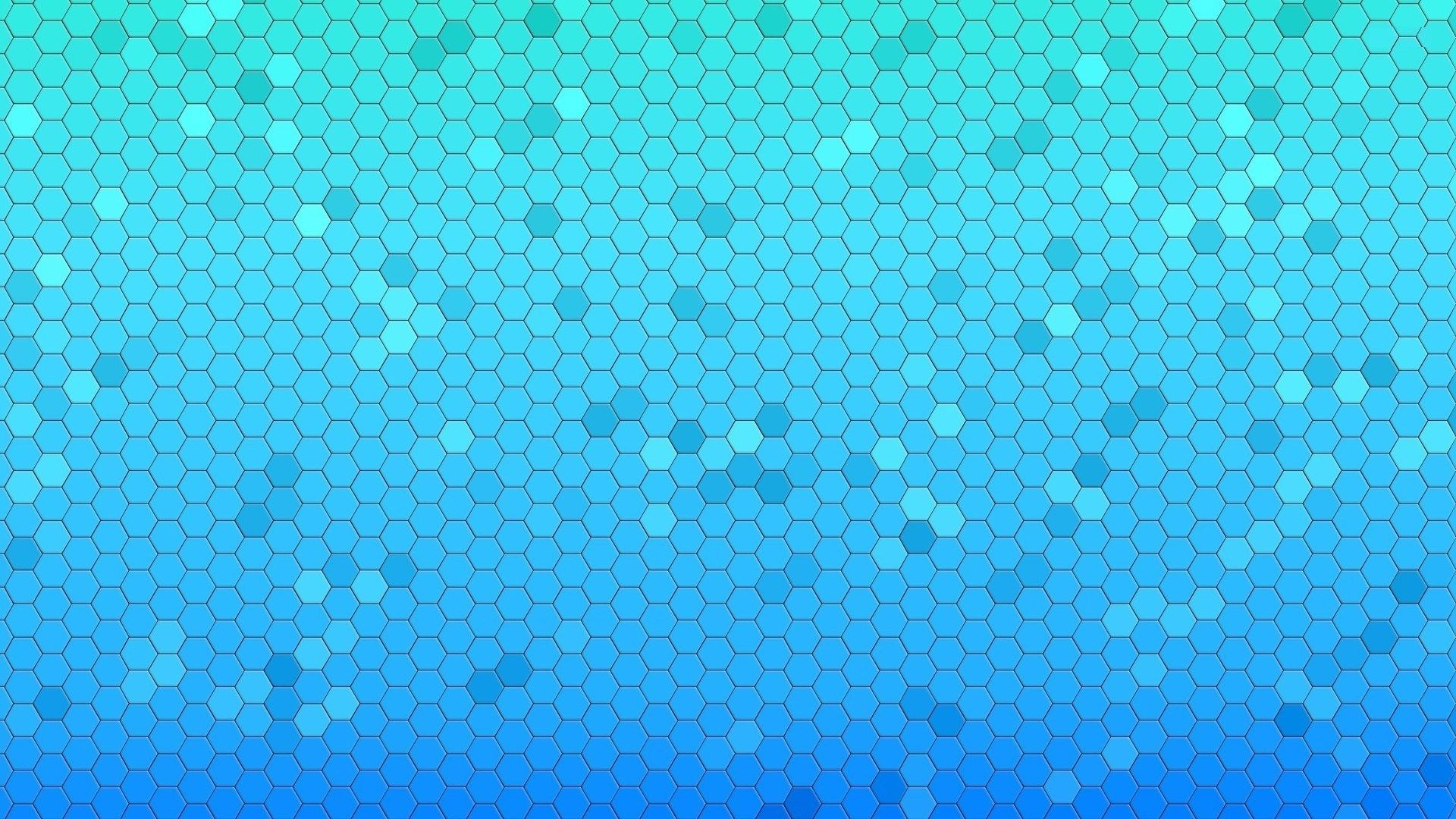 blue carbon fiber wallpaper hd honeycomb pattern abstract