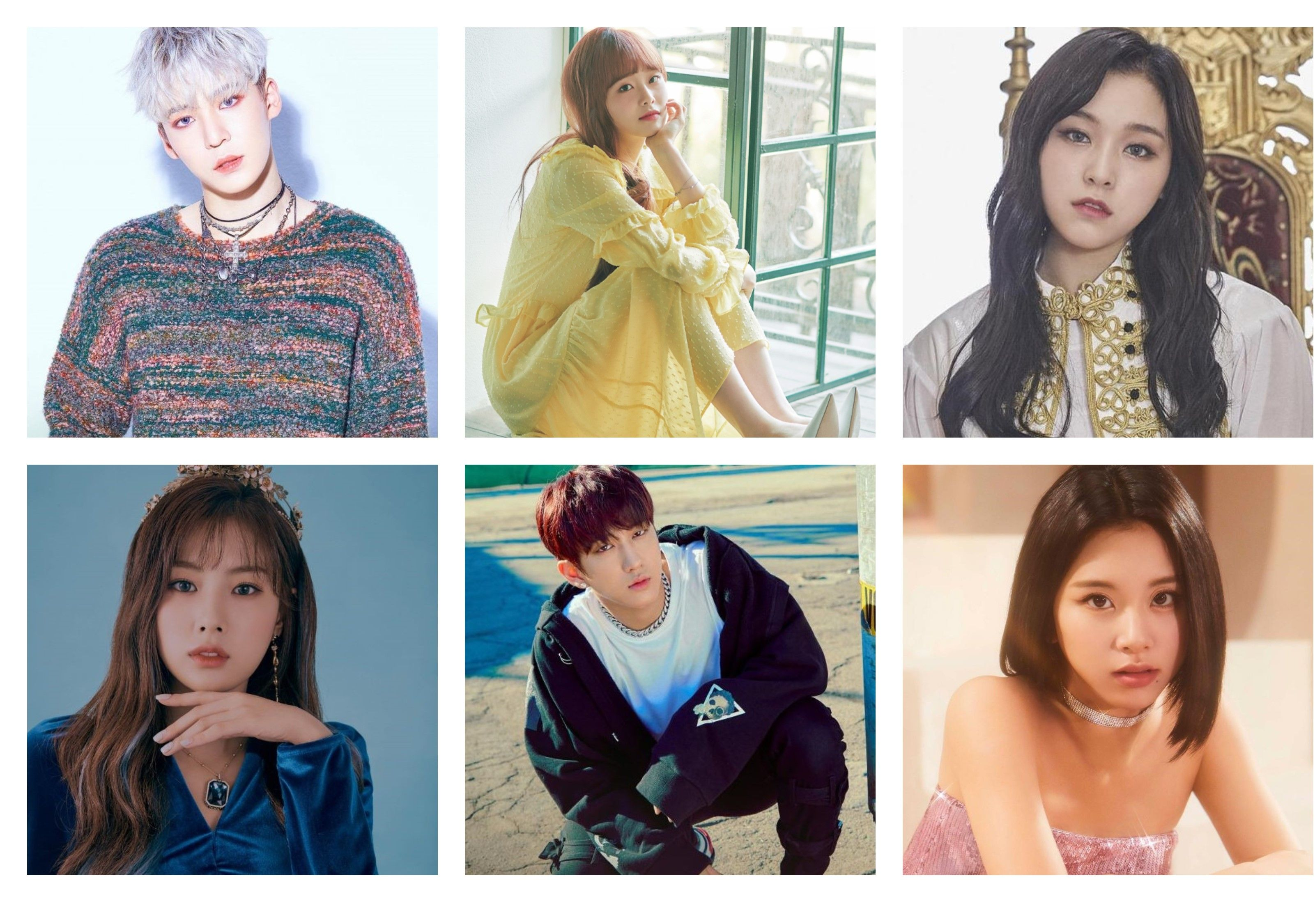 List Kpop Idols Born In 1999 Cosmic Girls Kpop Idol Golden Child