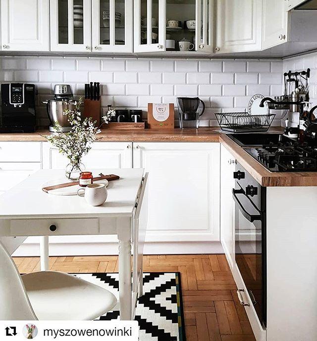 Dzieeeen Dobryyy Myszowenowinki Dziekujemy Za Na Zdjeciu Wspaniala Kuchnia No Wlasnie Kuchnia To Zdecydowanie N Home Decor Kitchen House Interior