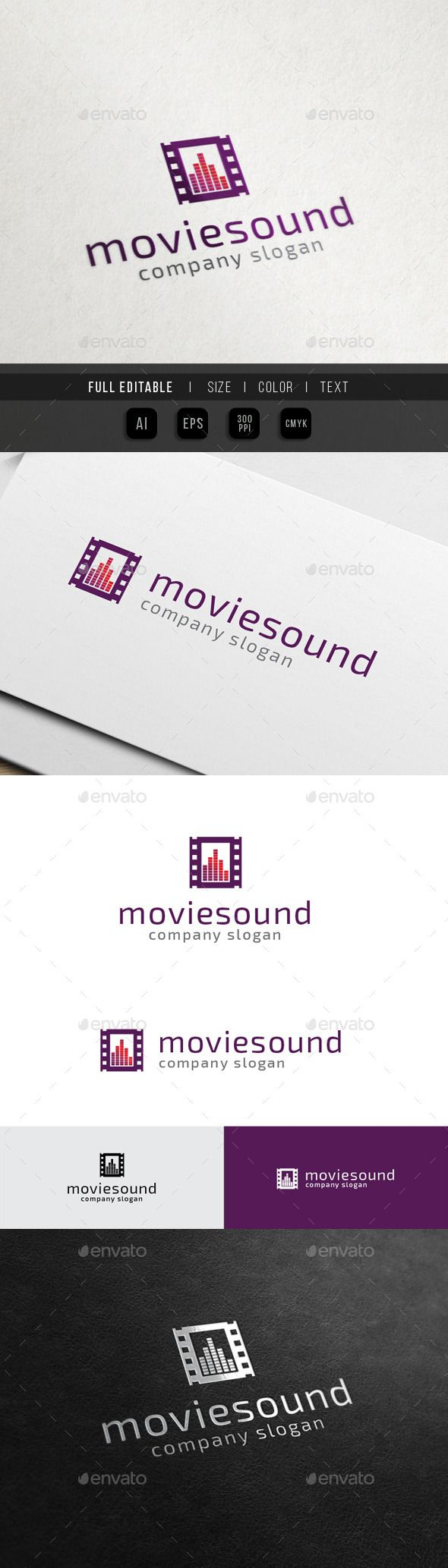 Movie Video Sound  Music Mixing — Vector EPS #headphone #music • Available here → https://graphicriver.net/item/movie-video-sound-music-mixing/10547477?ref=pxcr