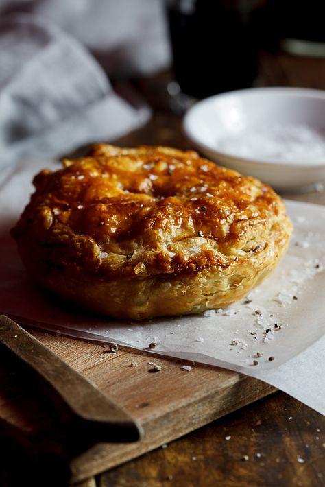 Pepper steak pie   Recipe   Puff pastry recipes, Pepper ...