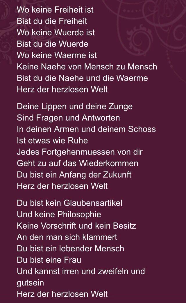 Du Erich Fried Engel Lebensweisheiten Gedichte Und Zitate