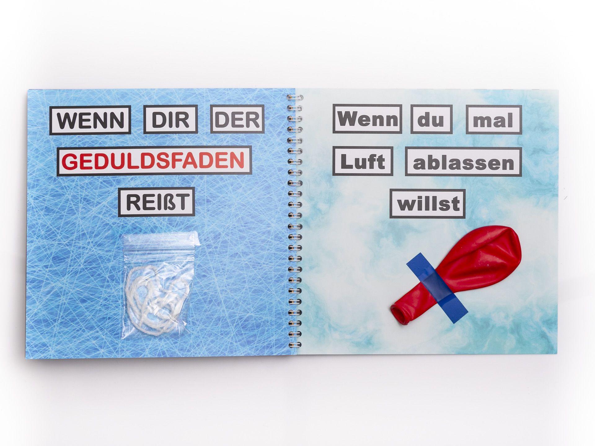 Geschenk Zur Bestandenen Führerscheinprüfung Wenn Buch