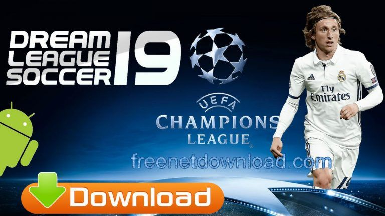Dream League Soccer 2019 Ucl Dls 19 Android Download Game Download Free Download Games League