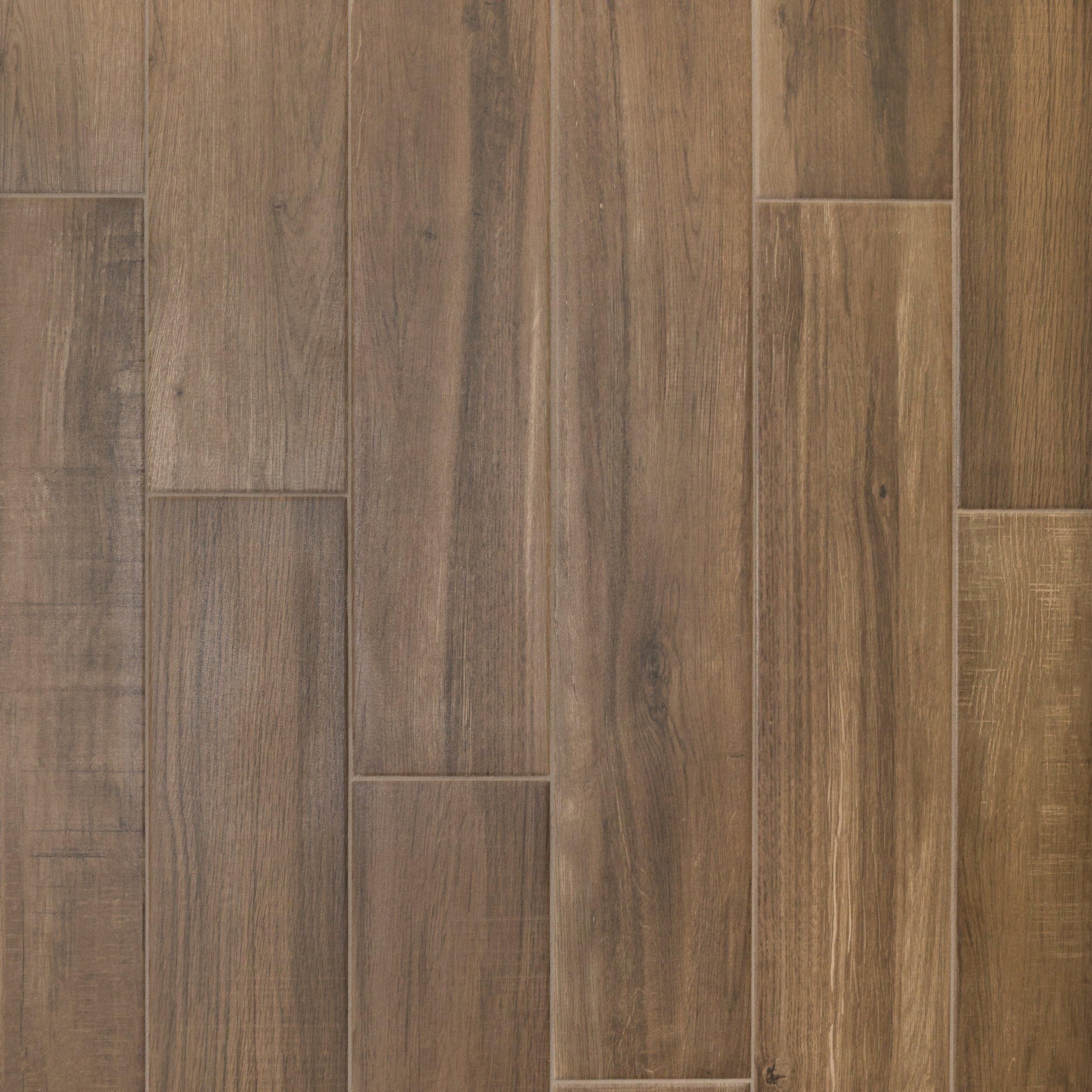 Ozark Pecan Wood Plank Porcelain Tile Products In 2019