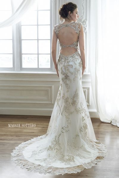 Descubre los vestidos de novia de Maggie Sottero Primavera 2015: una ...