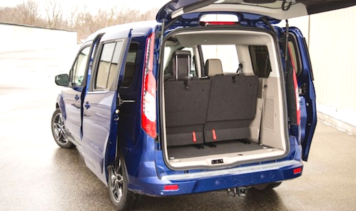 2019 Ford Transit Connect Xlt Passenger Wagon Review 2019 Ford