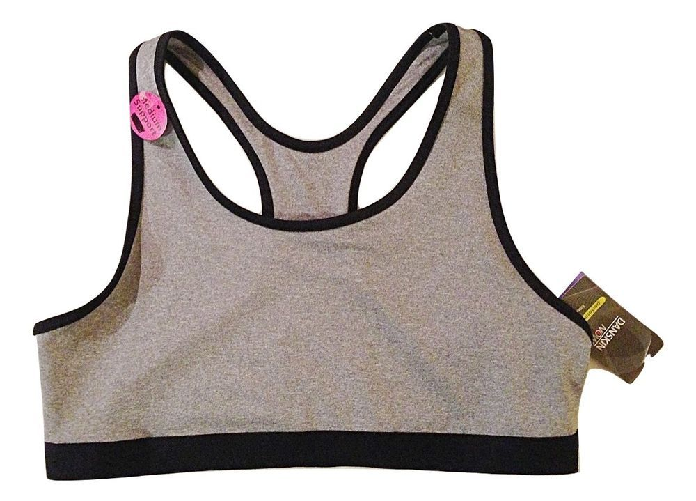 Danskin Now Womens Core Performance Fitted Racerback