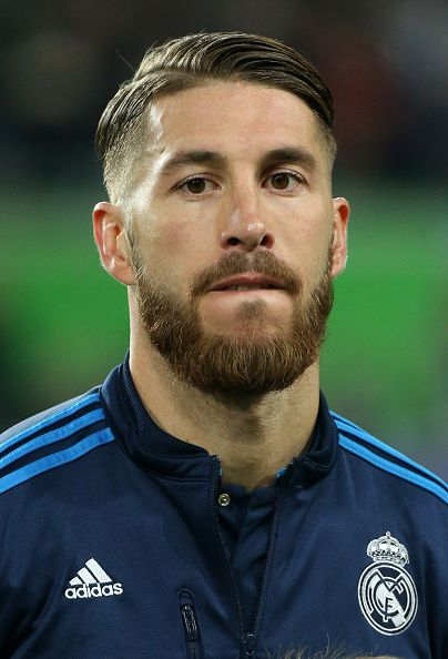 519538416 Sergio Ramos Of Real Madrid Looks On Before The Uefa Jpg 404 594 Sergio Ramos Hairstyle Ramos Haircut Hipster Haircut