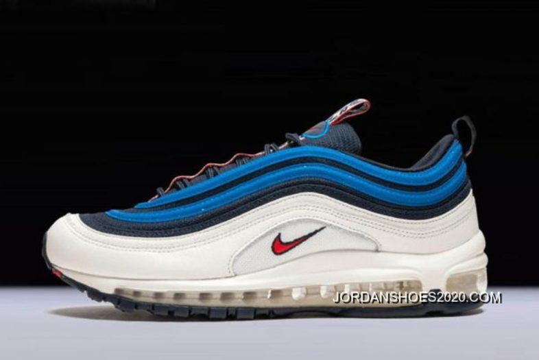 Nike Air Max 97 SE Chaussures Homme ObsidianUniversity Red