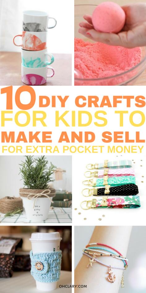 10 crafts for kids