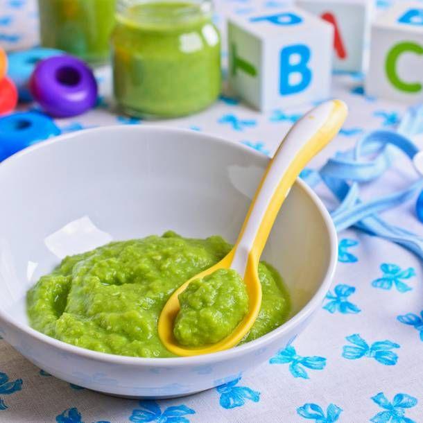 Purée haricots verts bébé Thermomix   Recette en 2020 ...