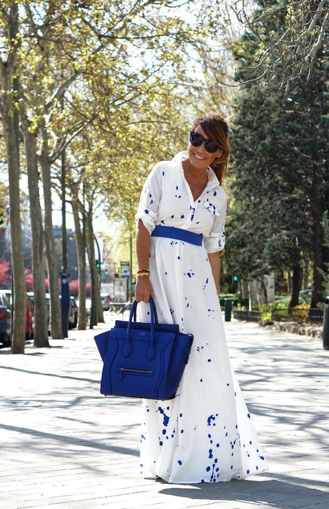 CON DOS TACONES: LONG DRESS ( Choie's ) | 14 de abril de 2014