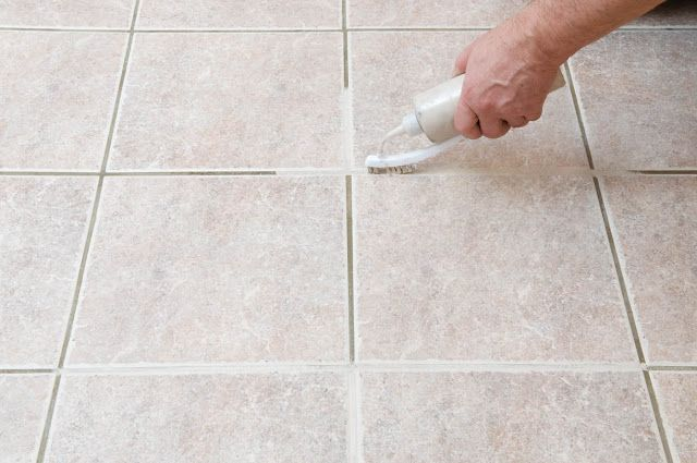clean tile floors using apple cider