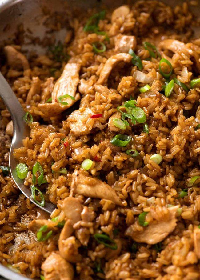 Nasi Goreng (Indonesian Fried Rice) Recipe Indian food