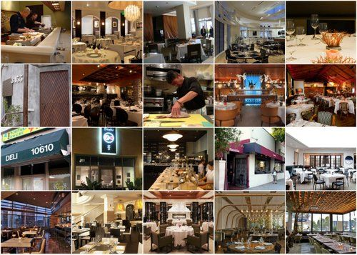 A Guide To The Most Expensive Restaurants In Los Angeles Los Angeles Restaurants Restaurant Restaurant Catering