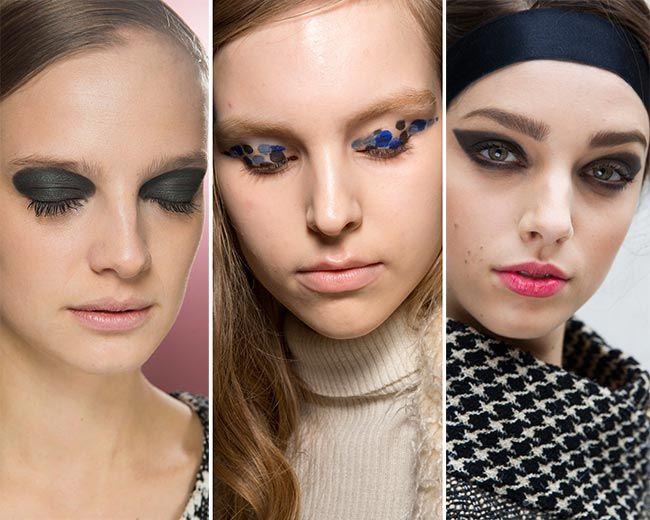 Fall/ Winter 2015-2016 Makeup Trends | Beauty Trends ...