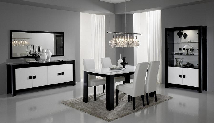 Complete Woonkamer Set : Complete woonkamer set. model pisano in de kleur zwart wit ook in