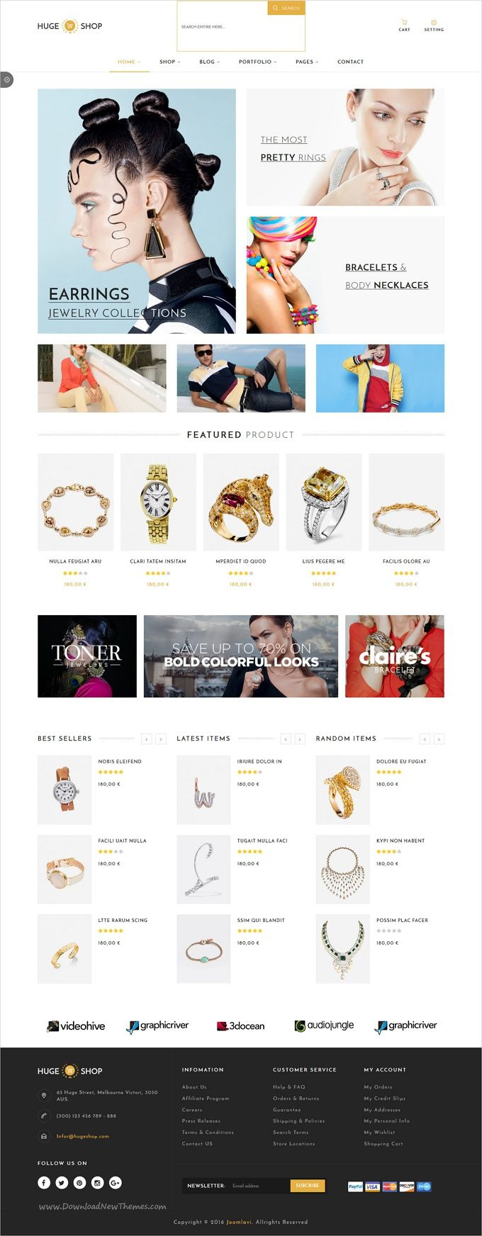 Pin by Cmsgadget on Best themes selection Layout