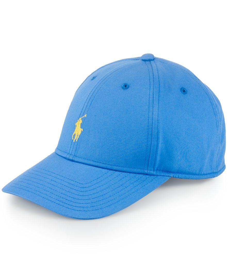 1a12af0ea593a Polo Ralph Lauren Baseline Hat