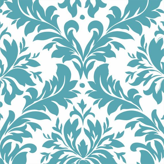Indian Damask Peel And Stick Vinyl For Tile Wall Floor Etsy Damask Wallpaper Wallpaper Damask