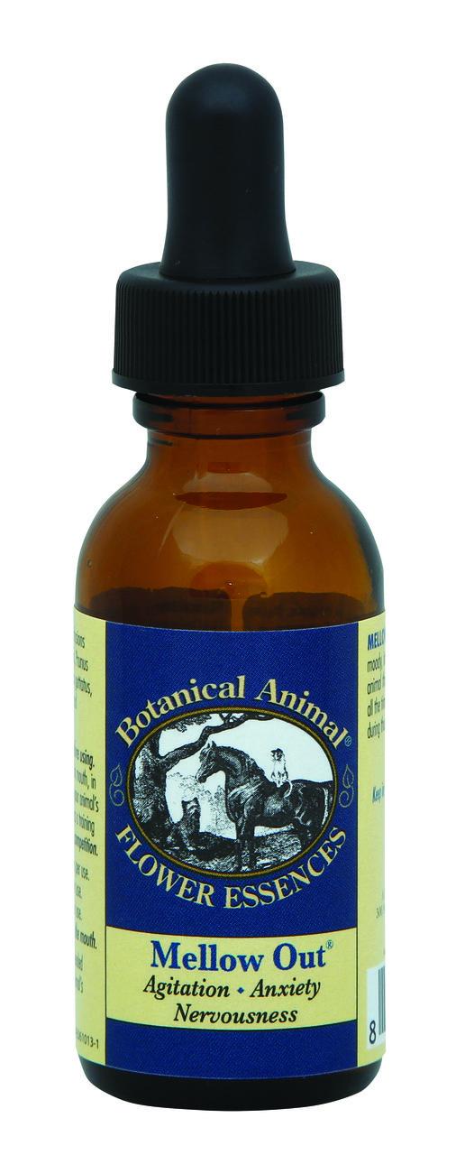 Holistic Pet Calming Aid | Botanical Animal Mellow Out™