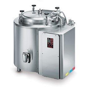 Firex Fixpan: Pasteurizing In The Firex Fixpan Pressure Kettle