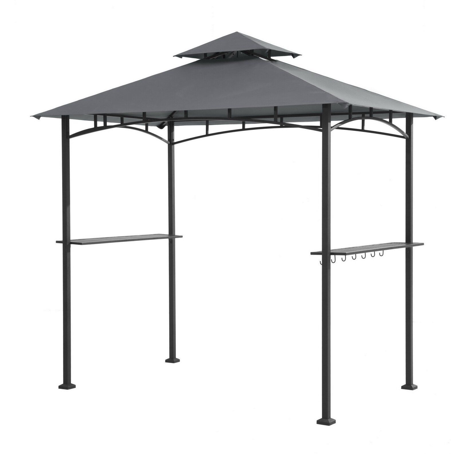Replacement Canopy For Sylvan Grill Gazebo In 2020 Grill Gazebo Gazebo Replacement Canopy