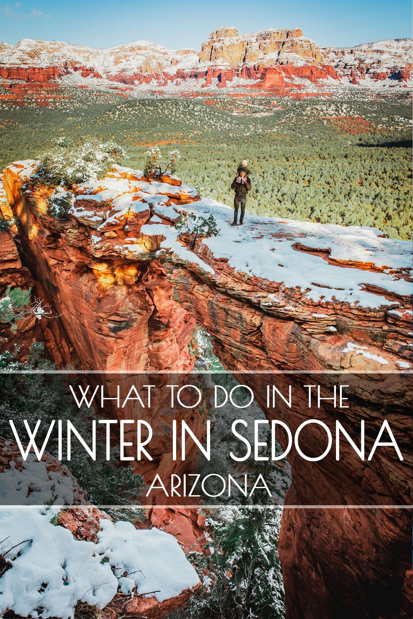 5 Easy Hikes in Sedona with Kids - Sweet Little Journey