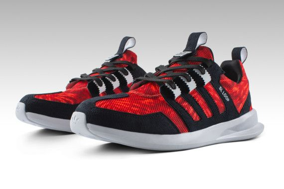 Adidas Sl Loop Red