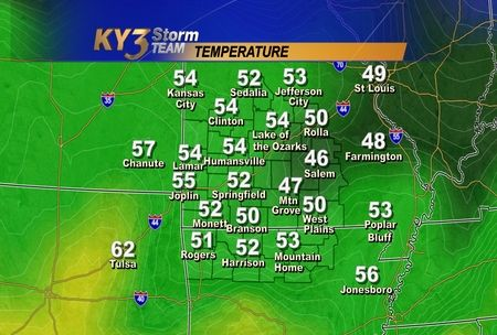 Ky3 news and weather