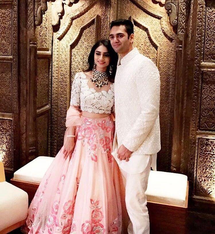 Engagement Photo Outfits: Couple Wedding Dress, Indian Wedding