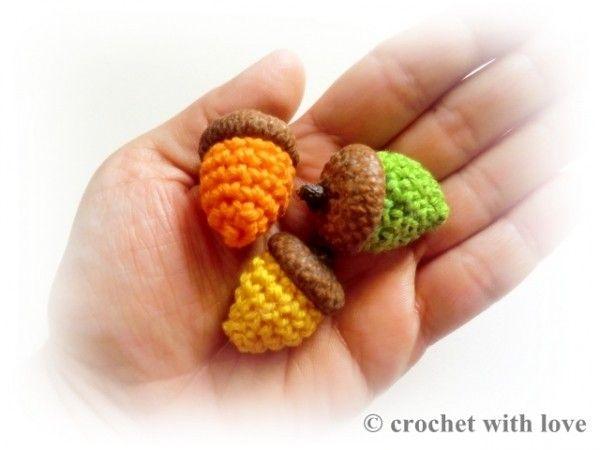 Kostenlos Herbstdeko Hakeln Deko Diy Youtube Crochet