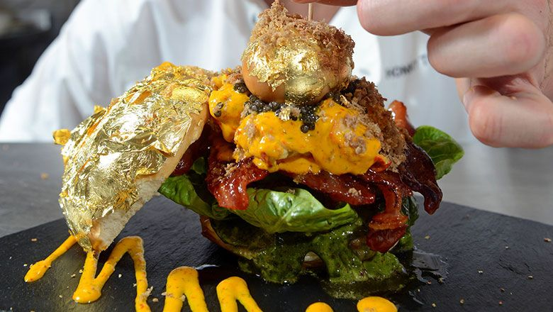 The 8 Most Expensive Burgers in the World, Ranked   Most expensive food,  Fast food items, Food