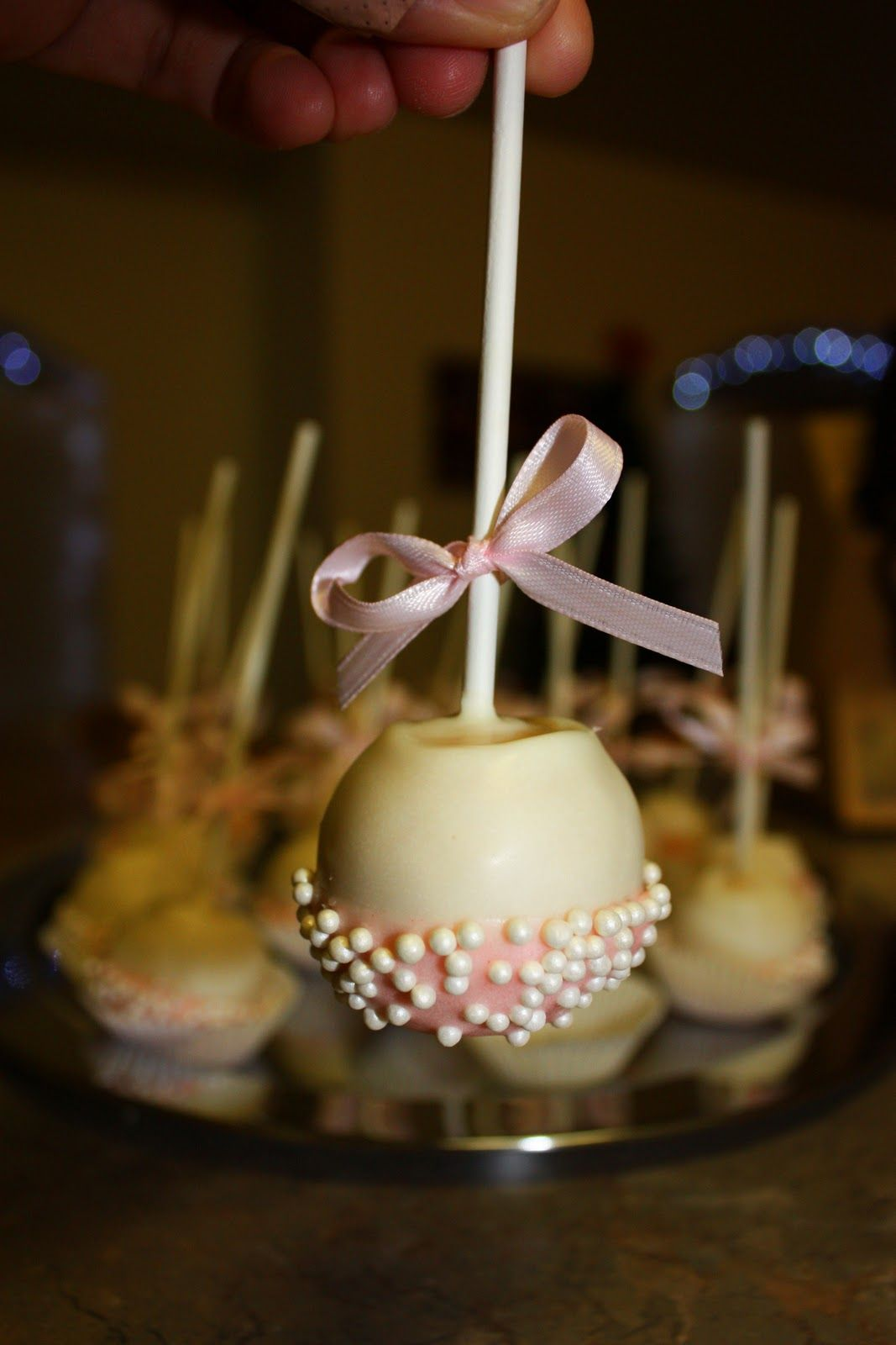 super cute baby girl shower