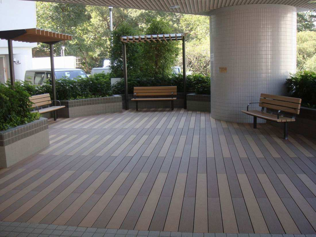 water tight porch floor,a good outside non slip runner for