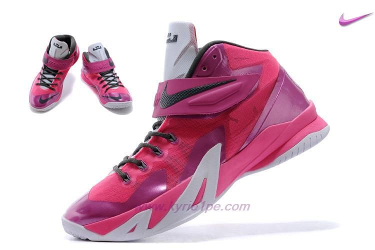 Nike Zoom Soldier 8 Cherry Red/White For Wholesale. Find this Pin and more  on scarpe da basket ...