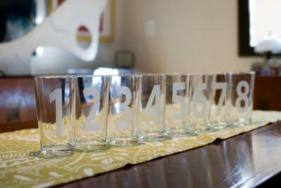 8 vasos de agua al día