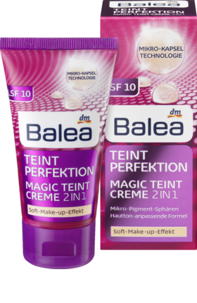 Photo of Balea Tinted Day Cream Complexion Magic Complexion Cream, 50 ml comprar barato en línea dm.de.