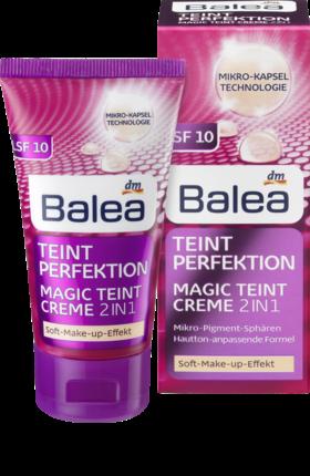 Photo of Balea Tinted Day Cream Complexion Magic Complexion Cream, 50 ml buy cheap online dm.de.