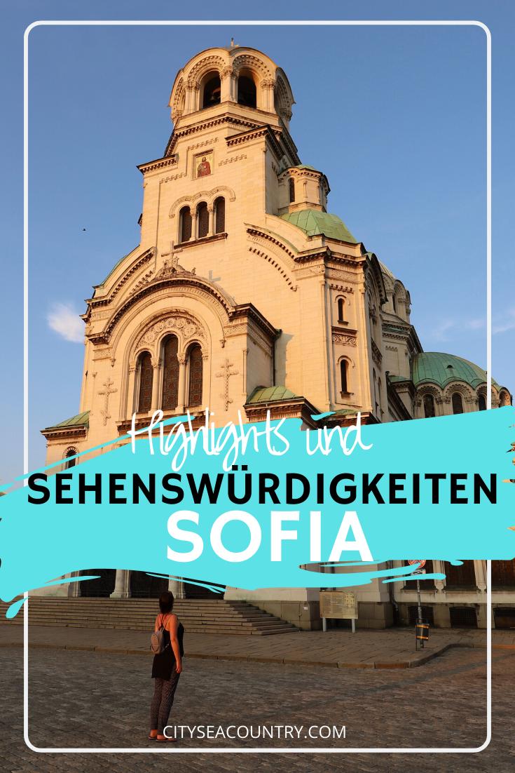 Sofia Sehenswurdigkeiten Tipps Fur Die Hauptstadt Bulgariens In 2020 Bulgarien Europareisen Reisen In Europa
